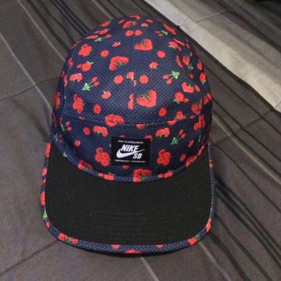 sports shoes 20009 3f4dd ... print snapback cap idgqei7 84c1a e403a  spain nike floral skateboarding  hat 09801 b9e04